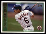 1997 Topps #381  Carlos Baerga  Front Thumbnail
