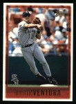 1997 Topps #425  Robin Ventura  Front Thumbnail