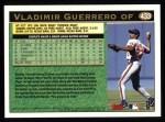 1997 Topps #433  Vladimir Guerrero  Back Thumbnail