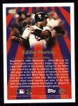 1997 Topps #462   -  Eddie Murray Season Highlights Back Thumbnail