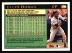 1997 Topps #146  Ellis Burks  Back Thumbnail