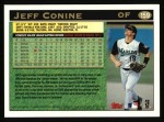 1997 Topps #159  Jeff Conine  Back Thumbnail