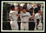 1997 Topps #189  Steve Finley  Front Thumbnail