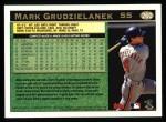 1997 Topps #260  Mark Grudzielanek  Back Thumbnail