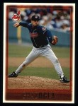 1997 Topps #367  Chad Ogea  Front Thumbnail