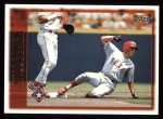 1997 Topps #387  Will Clark  Front Thumbnail