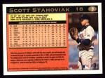 1997 Topps #9  Scott Stahoviak  Back Thumbnail