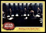 1977 Topps Star Wars #169   Meeting at the Death Star Front Thumbnail