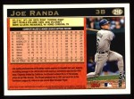 1997 Topps #216  Joe Randa  Back Thumbnail
