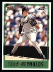 1997 Topps #430  Shane Reynolds  Front Thumbnail