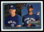 1997 Topps #480  Pete Tucci / Joe Lawrence  Front Thumbnail