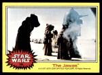 1977 Topps Star Wars #186   The Jawas Front Thumbnail