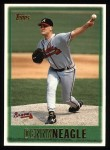 1997 Topps #445  Denny Neagle  Front Thumbnail