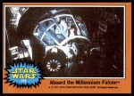 1977 Topps Star Wars #323   Aboard the Millenium Falcon Front Thumbnail