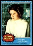 1977 Topps Star Wars #5   Princess Leia Organa Front Thumbnail