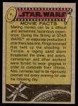 1977 Topps Star Wars #23   C-3PO is injured Back Thumbnail