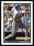 1991 Topps #164  Edgar Diaz  Front Thumbnail