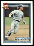 1991 Topps #370  Kelly Gruber  Front Thumbnail