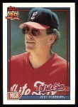 1991 Topps #609  Jeff Torborg  Front Thumbnail