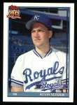 1991 Topps #695  Kevin Seitzer  Front Thumbnail