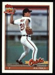 1991 Topps #127  Joe Price  Front Thumbnail