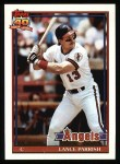 1991 Topps #210  Lance Parrish  Front Thumbnail