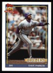 1991 Topps #235  Dave Parker  Front Thumbnail