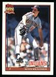 1991 Topps #246  Kevin Wickander  Front Thumbnail