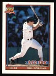 1991 Topps #356  Mike Marshall  Front Thumbnail