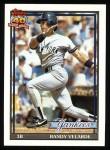 1991 Topps #379  Randy Velarde  Front Thumbnail
