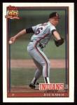 1991 Topps #576  Jeff Kaiser  Front Thumbnail