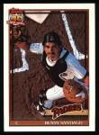 1991 Topps #760  Benny Santiago  Front Thumbnail
