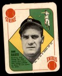 1951 Topps Red Back #24  Hank Bauer  Front Thumbnail