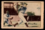 1952 Berk Ross  Johnny Mize  Front Thumbnail
