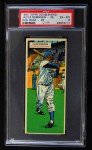 1955 Topps DoubleHeader #25 #26 Jackie Robinson / Don Hoak  Front Thumbnail