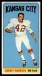 1965 Topps #109  Johnny Robinson  Front Thumbnail