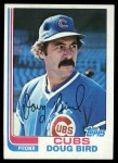 1982 Topps #273  Doug Bird  Front Thumbnail