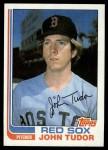 1982 Topps #558  John Tudor  Front Thumbnail