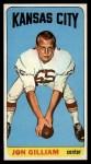 1965 Topps #100  Jon Gilliam  Front Thumbnail
