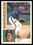 1984 Topps #665  Buddy Bell  Front Thumbnail