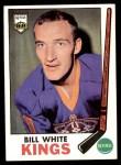 1969 Topps #101  Bill White  Front Thumbnail