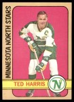 1972 Topps #23  Ted Harris  Front Thumbnail