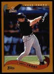2002 Topps #8  Chris Truby  Front Thumbnail