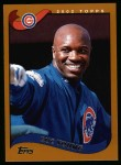 2002 Topps #28  Eric Young  Front Thumbnail
