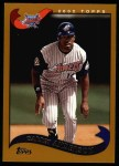 2002 Topps #71  Garret Anderson  Front Thumbnail