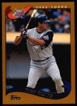 2002 Topps #80  Troy Glaus  Front Thumbnail