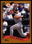 2002 Topps #116  Ruben Rivera  Front Thumbnail