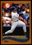 2002 Topps #220  Chuck Knoblauch  Front Thumbnail