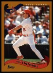2002 Topps #245  Jim Edmonds  Front Thumbnail