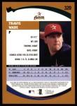 2002 Topps #320  Travis Wade   Back Thumbnail